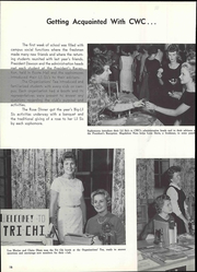 Page 20, 1960 Edition, Colorado Womens College - Skyline Yearbook (Denver, CO) online yearbook collection