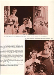 Page 29, 1960 Edition, Colorado Womens College - Skyline Yearbook (Denver, CO) online yearbook collection
