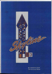 Page 1, 1963 Edition, Colorado Womens College - Skyline Yearbook (Denver, CO) online yearbook collection