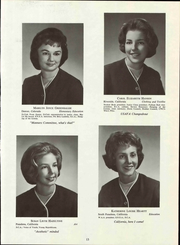 Page 17, 1963 Edition, Colorado Womens College - Skyline Yearbook (Denver, CO) online yearbook collection