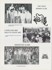 Page 16, 1975 Edition, Cole Middle School - Eagle Yearbook (Denver, CO) online yearbook collection
