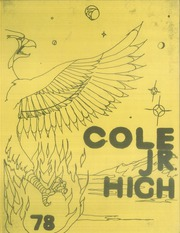 Page 1, 1978 Edition, Cole Middle School - Eagle Yearbook (Denver, CO) online yearbook collection