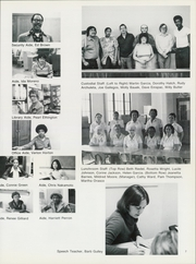 Page 11, 1978 Edition, Cole Middle School - Eagle Yearbook (Denver, CO) online yearbook collection
