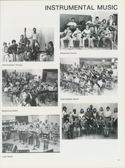 Page 17, 1978 Edition, Cole Middle School - Eagle Yearbook (Denver, CO) online yearbook collection