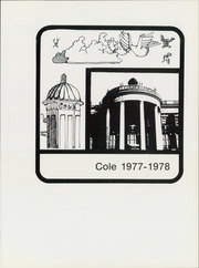 Page 5, 1978 Edition, Cole Middle School - Eagle Yearbook (Denver, CO) online yearbook collection