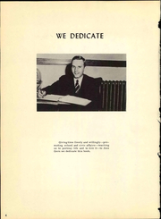 Page 10, 1953 Edition, Western State Colorado University - Curecanti Yearbook (Gunnison, CO) online yearbook collection