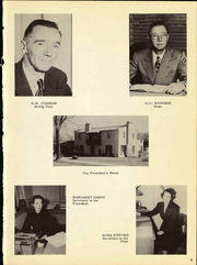 Page 15, 1953 Edition, Western State Colorado University - Curecanti Yearbook (Gunnison, CO) online yearbook collection
