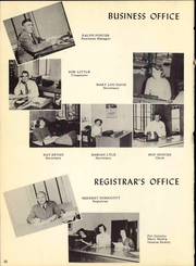 Page 16, 1953 Edition, Western State Colorado University - Curecanti Yearbook (Gunnison, CO) online yearbook collection