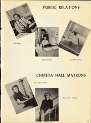 Page 17, 1953 Edition, Western State Colorado University - Curecanti Yearbook (Gunnison, CO) online yearbook collection