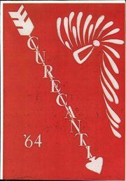 Western State Colorado University - Curecanti Yearbook (Gunnison, CO) online yearbook collection, 1964 Edition, Page 1