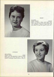Loretto Heights College - Loretana Yearbook (Denver, CO) online yearbook collection, 1961 Edition, Page 20