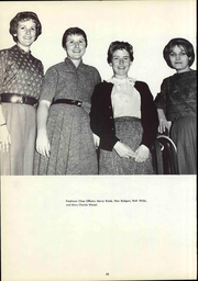 Page 74, 1961 Edition, Loretto Heights College - Loretana Yearbook (Denver, CO) online yearbook collection
