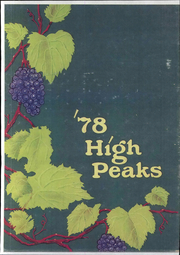Page 1, 1978 Edition, Nazarene Bible College - High Peaks Yearbook (Colorado Springs, CO) online yearbook collection