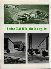 Page 10, 1978 Edition, Nazarene Bible College - High Peaks Yearbook (Colorado Springs, CO) online yearbook collection