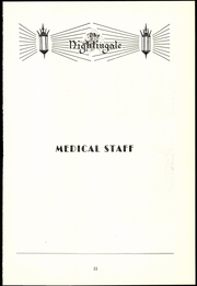Page 13, 1936 Edition, La Junta Mennonite School of Nursing - Nightingale Yearbook (La Junta, CO) online yearbook collection