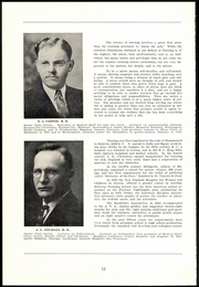 Page 14, 1936 Edition, La Junta Mennonite School of Nursing - Nightingale Yearbook (La Junta, CO) online yearbook collection