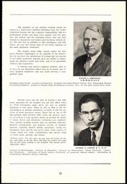 Page 15, 1936 Edition, La Junta Mennonite School of Nursing - Nightingale Yearbook (La Junta, CO) online yearbook collection