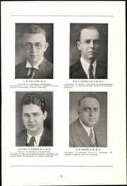 Page 17, 1936 Edition, La Junta Mennonite School of Nursing - Nightingale Yearbook (La Junta, CO) online yearbook collection