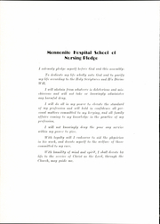Page 16, 1944 Edition, La Junta Mennonite School of Nursing - Nightingale Yearbook (La Junta, CO) online yearbook collection