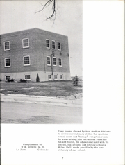 Page 11, 1953 Edition, La Junta Mennonite School of Nursing - Nightingale Yearbook (La Junta, CO) online yearbook collection