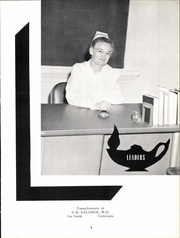 Page 13, 1953 Edition, La Junta Mennonite School of Nursing - Nightingale Yearbook (La Junta, CO) online yearbook collection