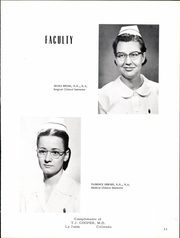 Page 15, 1953 Edition, La Junta Mennonite School of Nursing - Nightingale Yearbook (La Junta, CO) online yearbook collection
