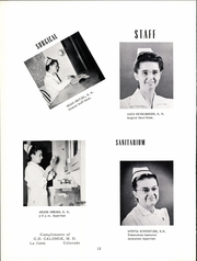 Page 16, 1953 Edition, La Junta Mennonite School of Nursing - Nightingale Yearbook (La Junta, CO) online yearbook collection