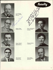 Page 11, 1957 Edition, Lamar Community College - Atakagua Yearbook (Lamar, CO) online yearbook collection