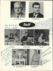 Page 12, 1957 Edition, Lamar Community College - Atakagua Yearbook (Lamar, CO) online yearbook collection