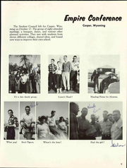Page 15, 1957 Edition, Lamar Community College - Atakagua Yearbook (Lamar, CO) online yearbook collection