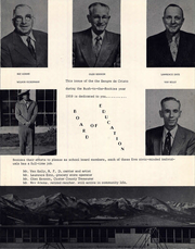 Page 7, 1959 Edition, Westcliffe High School - Sangre de Cristo Yearbook (Westcliffe, CO) online yearbook collection
