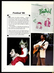 Page 10, 1987 Edition, Colorado Christian University - Cross Current Yearbook (Lakewood, CO) online yearbook collection