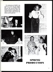 Page 15, 1988 Edition, Colorado Christian University - Cross Current Yearbook (Lakewood, CO) online yearbook collection