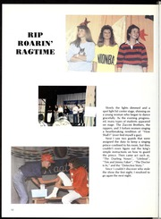 Page 16, 1988 Edition, Colorado Christian University - Cross Current Yearbook (Lakewood, CO) online yearbook collection