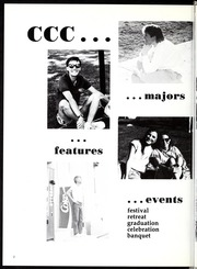 Page 6, 1988 Edition, Colorado Christian University - Cross Current Yearbook (Lakewood, CO) online yearbook collection