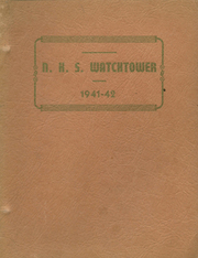 1942 Edition, Nunn High School - Watchtower Yearbook (Nunn, CO)