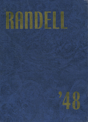 1948 Edition, Randell School - Yearbook (Denver, CO)