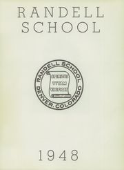 Page 5, 1948 Edition, Randell School - Yearbook (Denver, CO) online yearbook collection