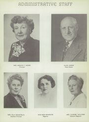 Page 8, 1948 Edition, Randell School - Yearbook (Denver, CO) online yearbook collection