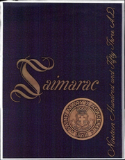 1953 Edition, St Marys Academy - Saimarac Yearbook (Denver, CO)