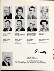 Page 11, 1964 Edition, Western Bible College - Yearbook (Denver, CO) online yearbook collection