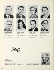 Page 12, 1964 Edition, Western Bible College - Yearbook (Denver, CO) online yearbook collection