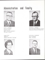 Page 10, 1970 Edition, Western Bible College - Yearbook (Denver, CO) online yearbook collection