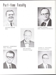 Page 12, 1970 Edition, Western Bible College - Yearbook (Denver, CO) online yearbook collection