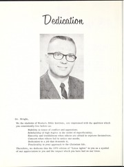 Page 8, 1970 Edition, Western Bible College - Yearbook (Denver, CO) online yearbook collection