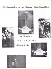 Page 10, 1972 Edition, Western Bible College - Yearbook (Denver, CO) online yearbook collection
