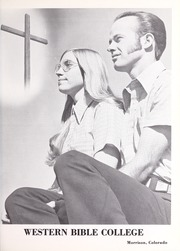 Page 5, 1976 Edition, Western Bible College - Yearbook (Denver, CO) online yearbook collection