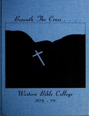 1979 Edition, Western Bible College - Yearbook (Denver, CO)
