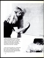 Page 16, 1988 Edition, Colorado Baptist University - Yearbook (Denver, CO) online yearbook collection