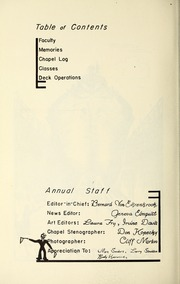 Page 8, 1947 Edition, Denver Bible College - Scroll Yearbook (Denver, CO) online yearbook collection